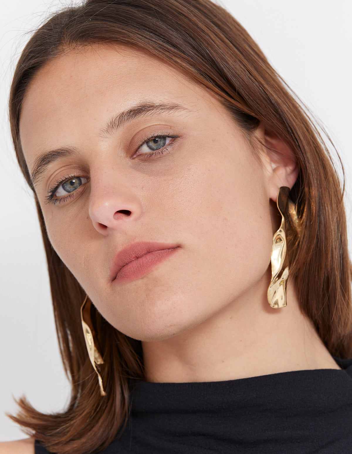 ECHO EARRING | GOLD