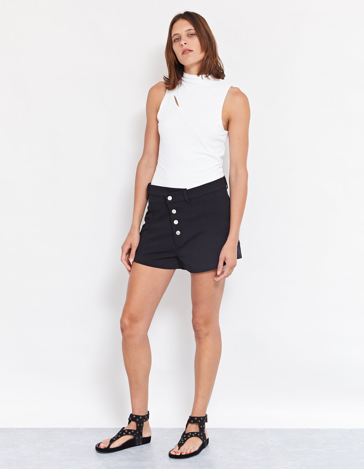 ROCCO SHORT | BLACK