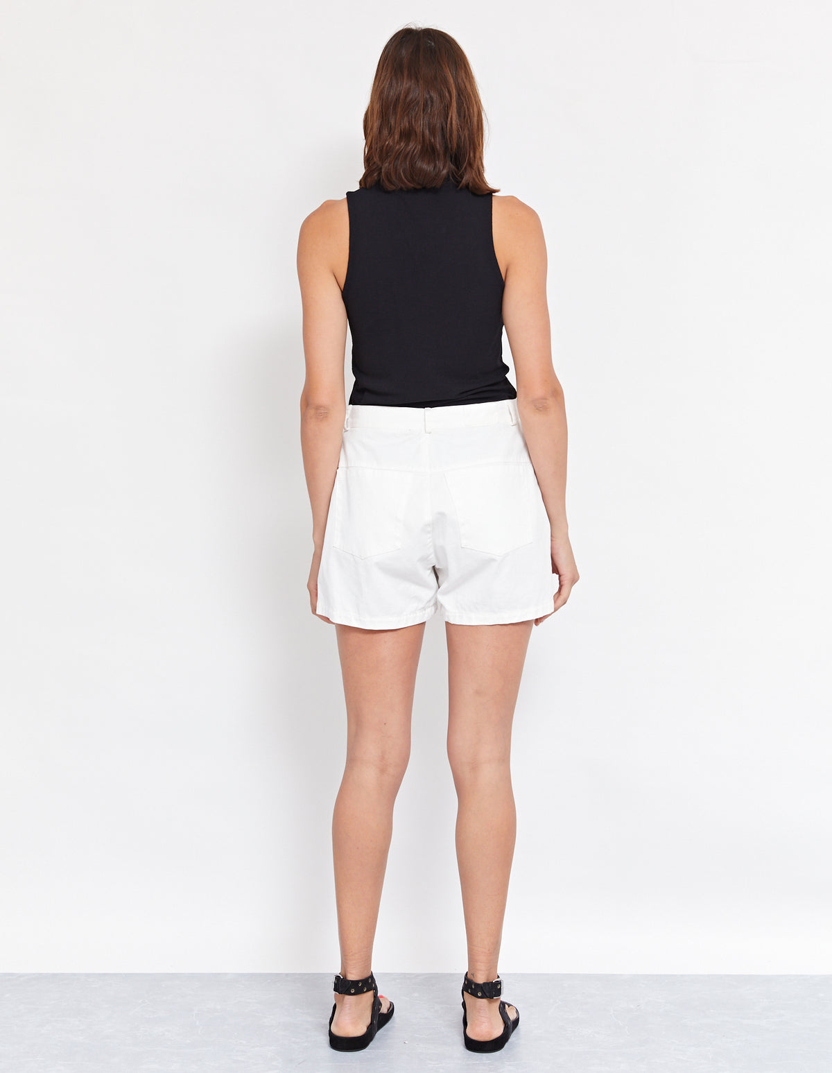 SWITCH SHORT | WHITE