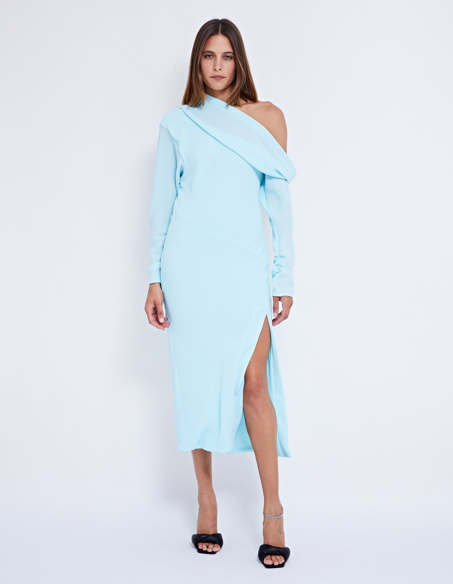 ALESSIO DRESS | BLUE