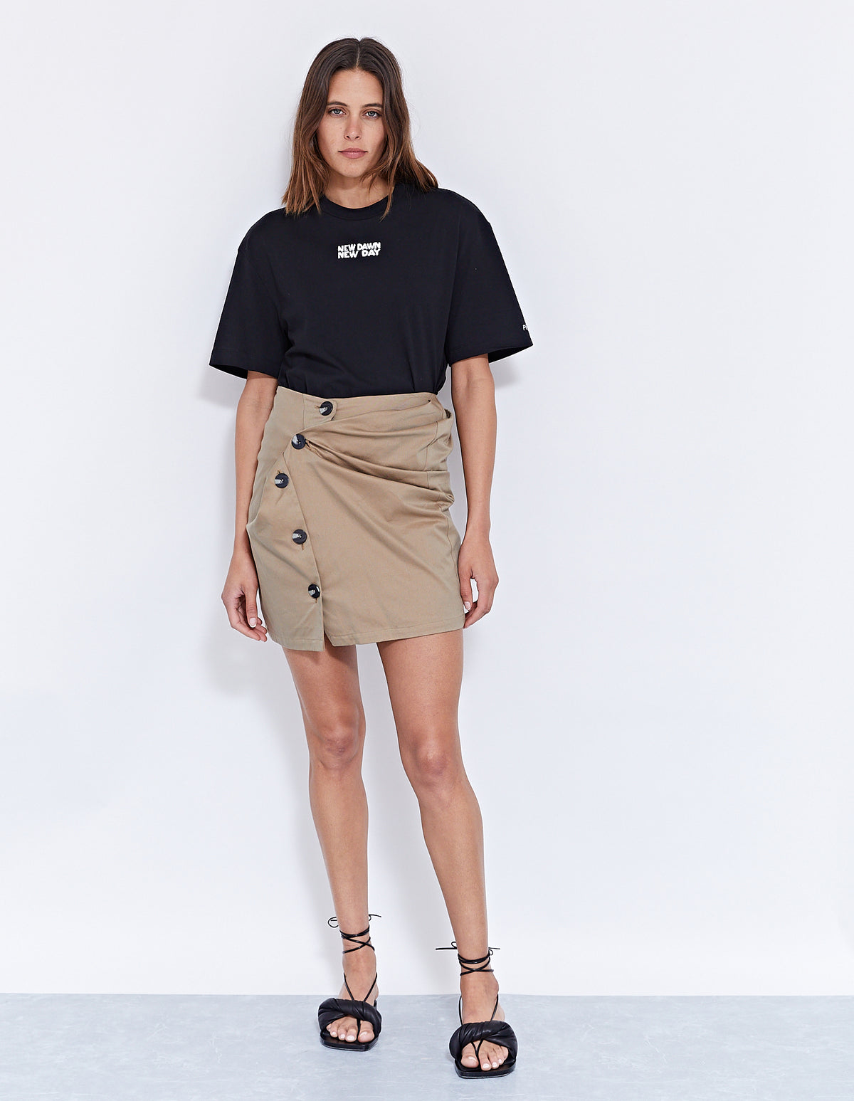 SLIMMS TWIST SKIRT