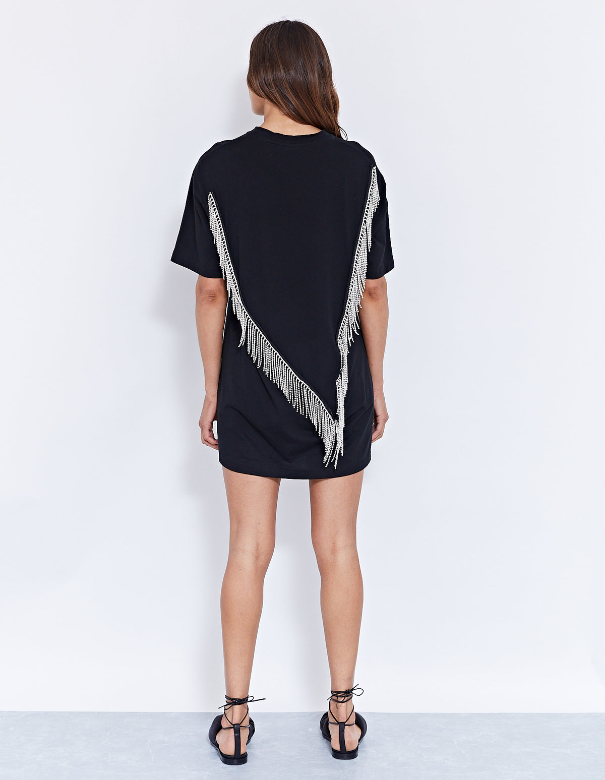 STUDIO DISCO DRESS | BLACK