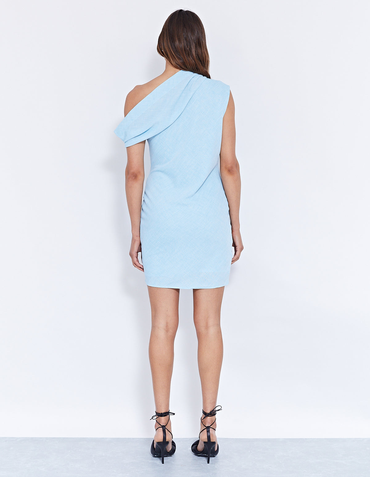 GEORGE DRESS | BLUE