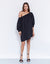LIDO MINI DRESS | BLACK