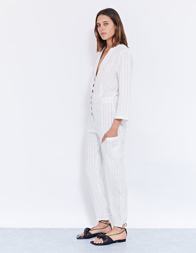 ELVIS JUMPSUIT | WHITE