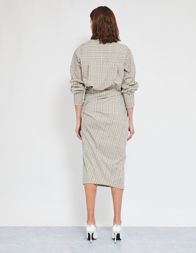 MCGAW TWIST DRESS