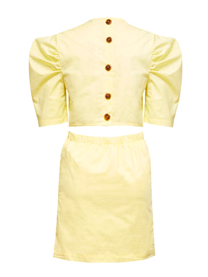 TORRINI DRESS | LEMON