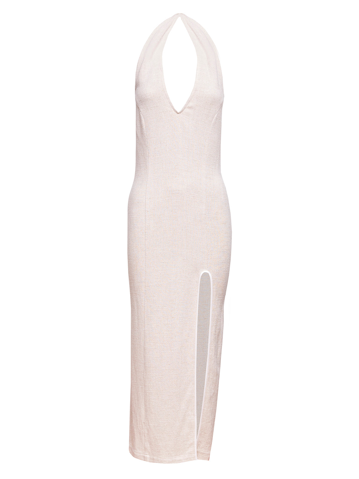 RODRIGUEZ DRESS | NUDE