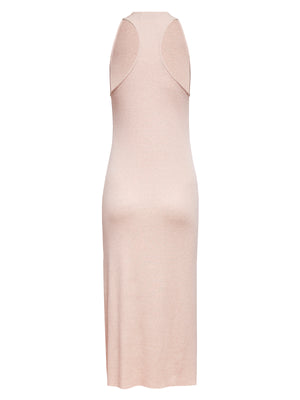 COLE DRESS | NUDE