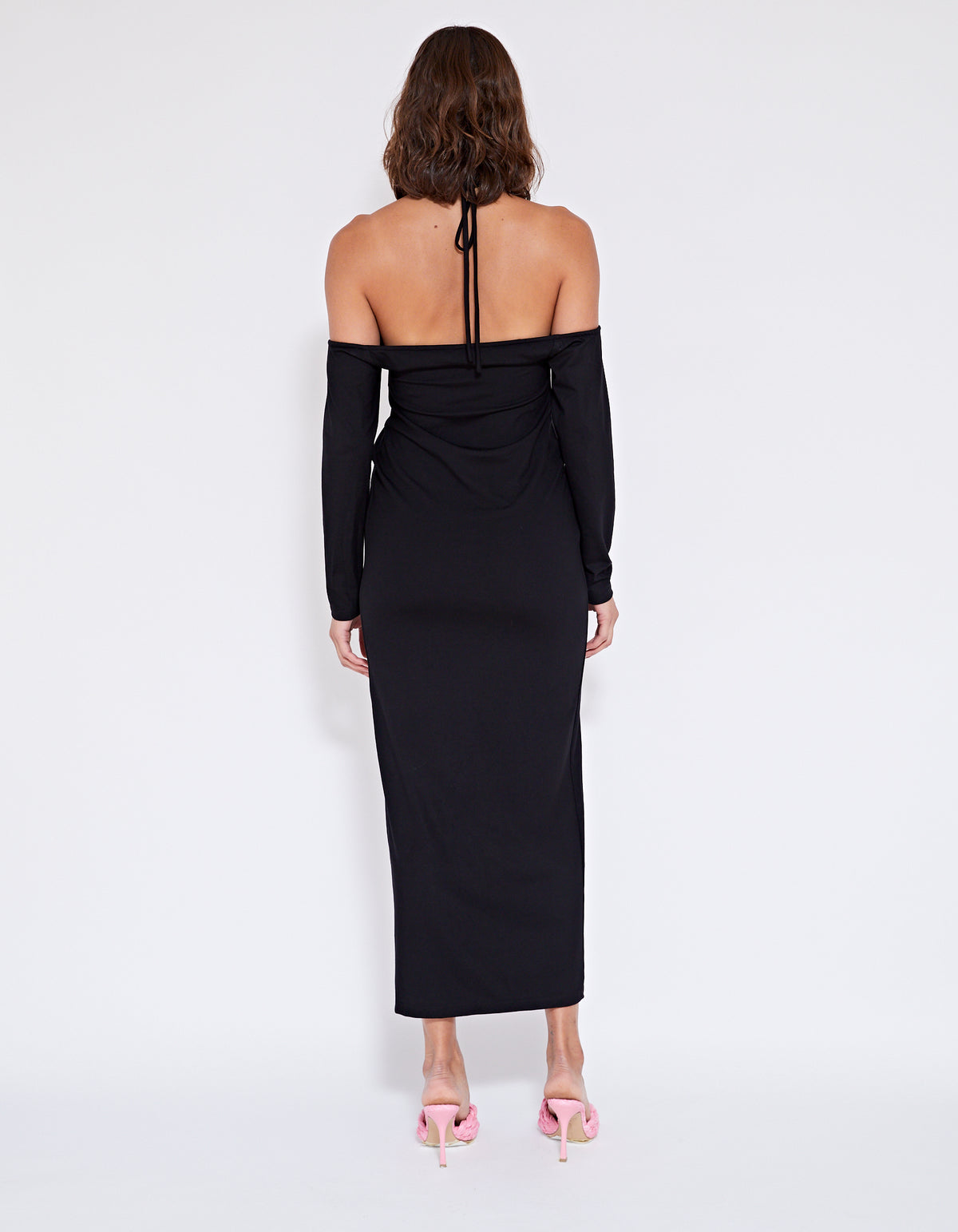 JEFFERSON DRESS | BLACK