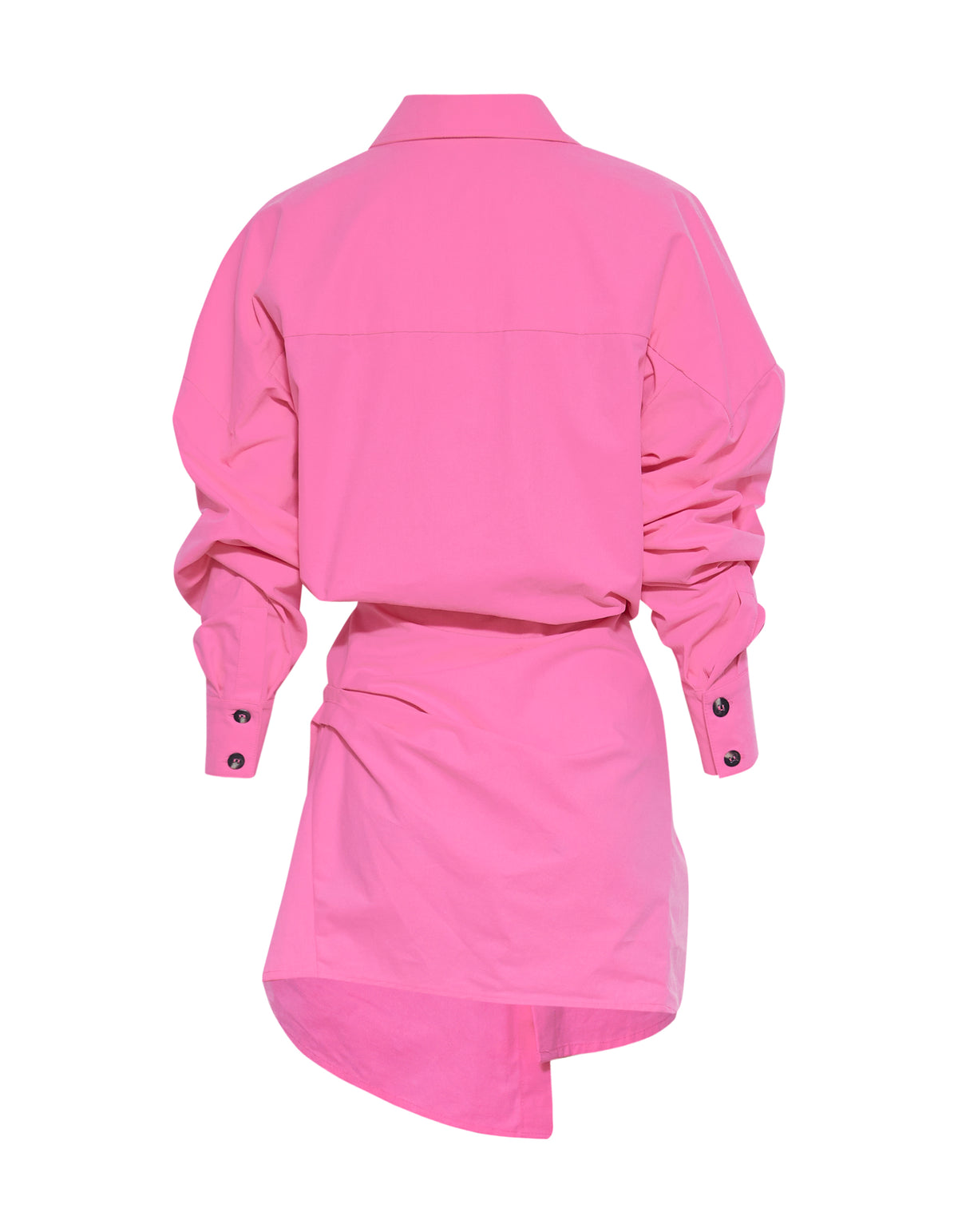 FORBES MINI DRESS | ULTRA PINK