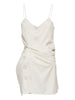 CABALLERO TWIST DRESS | NUDE