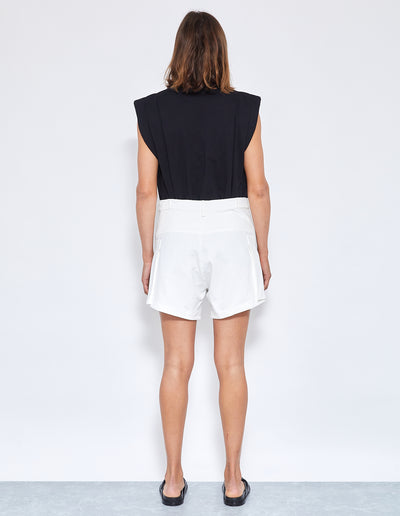 THE REN SHORT | WHITE