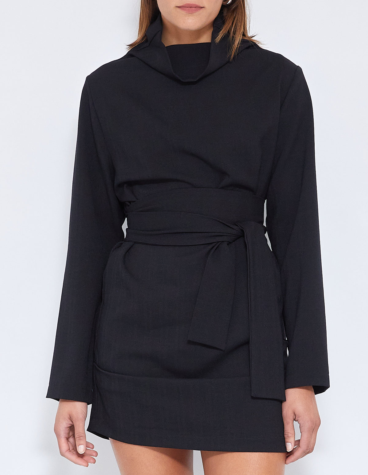 HASTINGS DRESS | BLACK