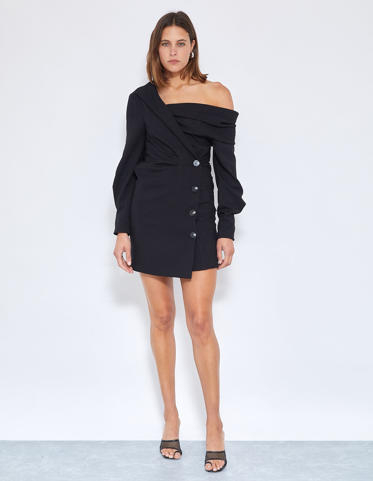 BOSS DRESS | BLACK
