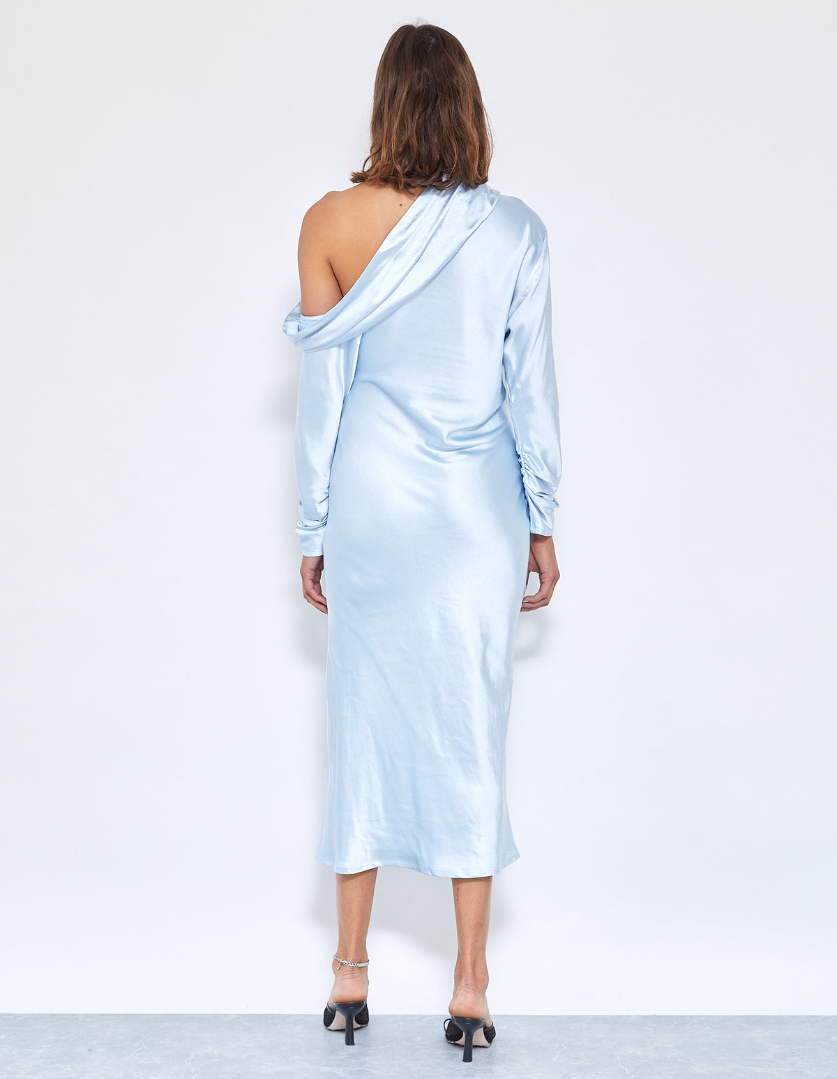 NEO DRESS | PALE BLUE