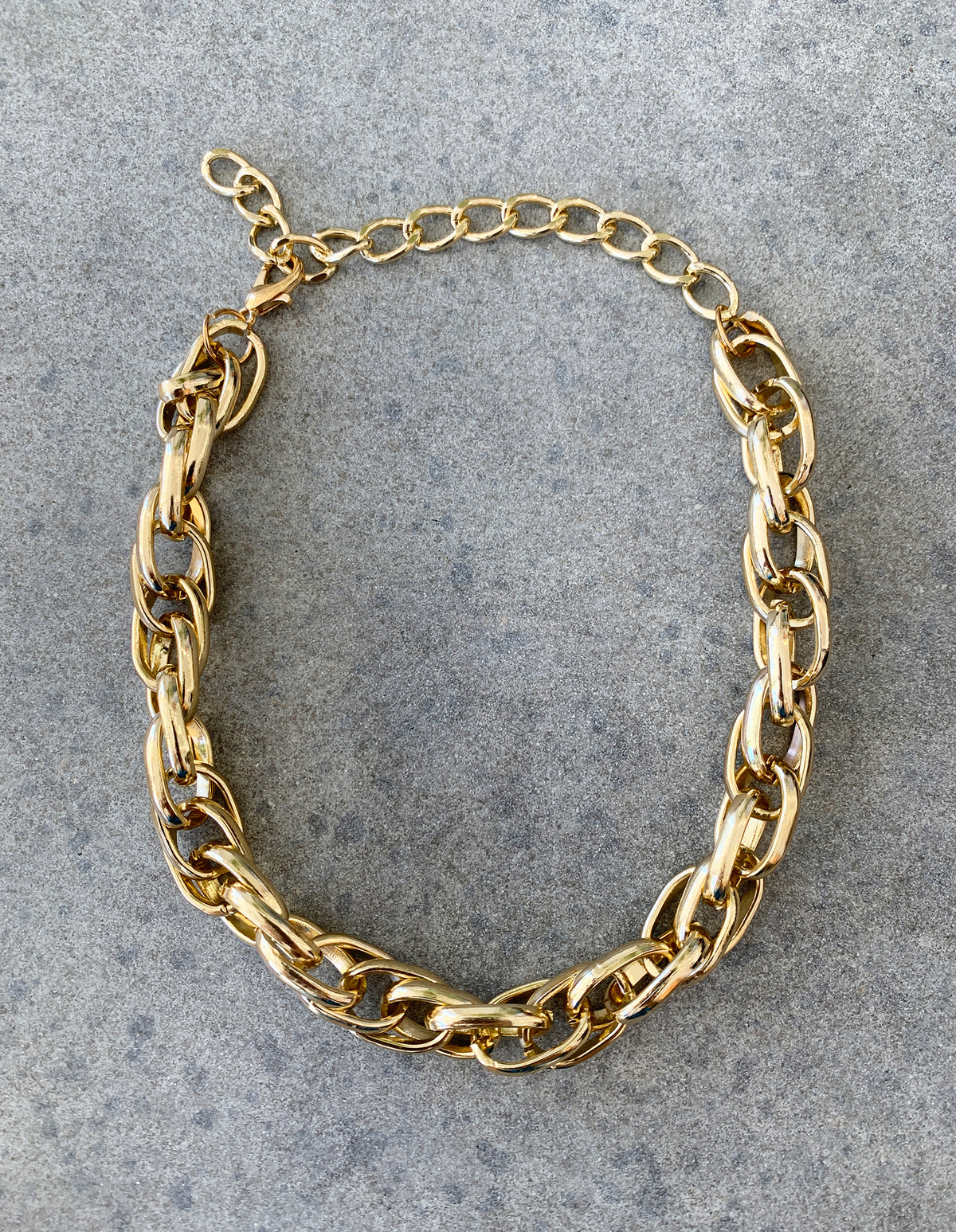 ROCCO NECKLACE | GOLD