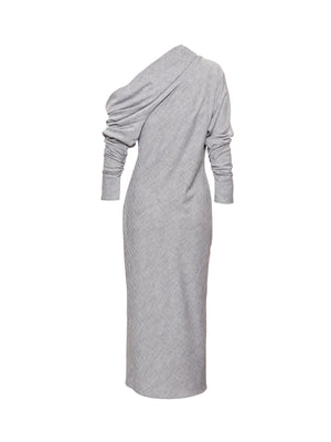 CORTEZ DRESS | GREY