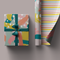 Candy Stripes Wrapping Paper Roll, 50x70cm