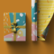 Yellow Cheese Wrapping Paper Roll, 50x70cm