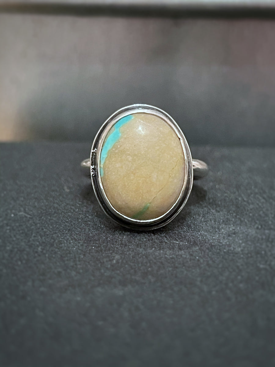 Royston Turquoise Ring #3