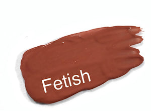 Fetish- Liquid Matte Lipstick