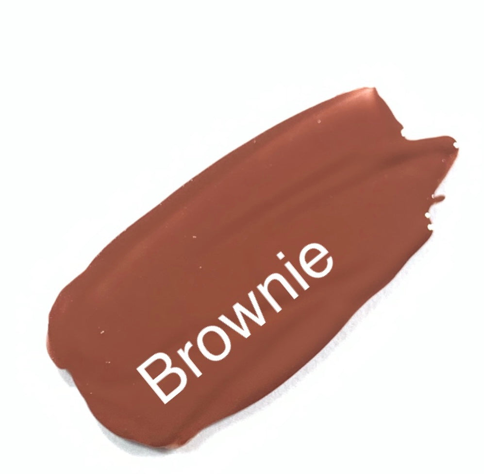 Brownie- Liquid Lipstick