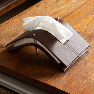 TPH J Leather 【Tissue Paper Holder 】
