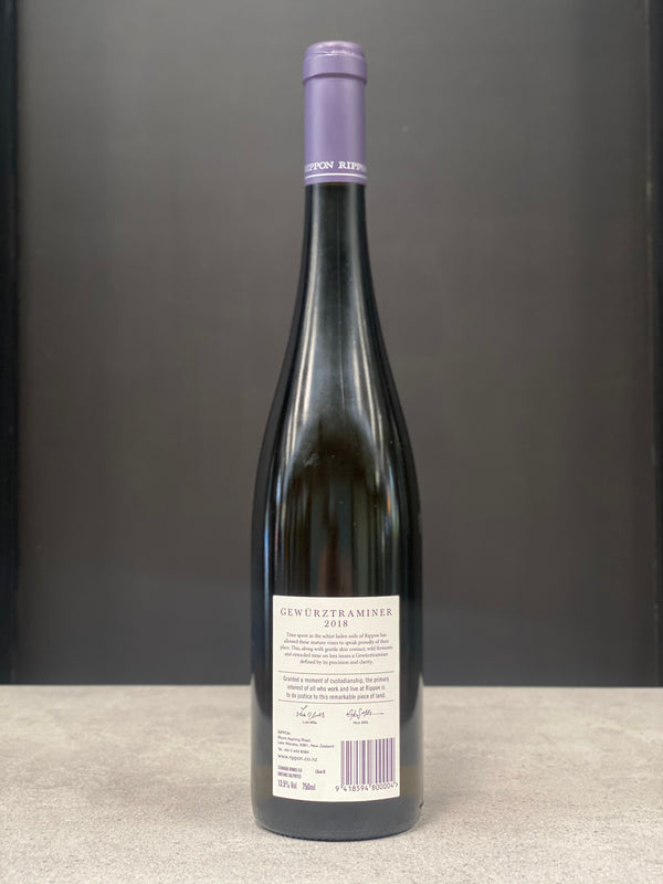 Rippon | Gewurztraminer 2019 | Central Otago, NZ