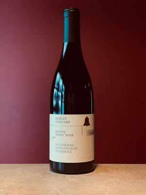 Hurley Vineyard Estate Pinot Noir