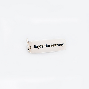 Charm: Enjoy the Journey Pendant