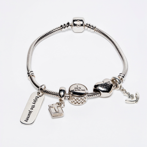 A Journey To A New Me 'Bracelet' & Full Charm Set