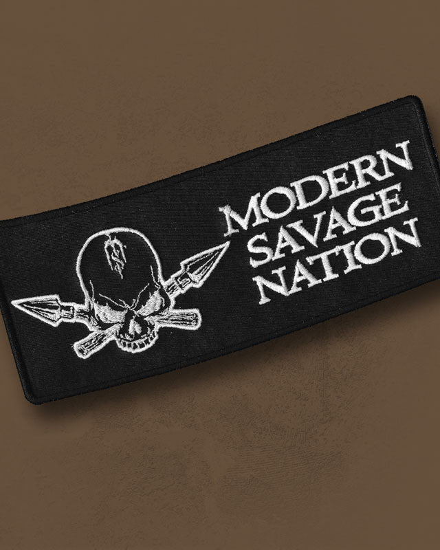Savage Nation Gi Patch