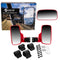 Side and Rear View Mirrors for zOTHER Toolcat Pioneer Maverick IH K-MIR-0026 K-MIR-0012 NICHE MK1001409