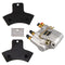 Brake Caliper Kit for Polaris Xplorer Worker Sportsman 2202411 2201093 2201399 2201189 NICHE MK1001075