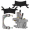 Brake Caliper Kit for Polaris Xpedition Magnum 2202414 2203451 1910680 1911478 1911179 NICHE MK1001080