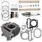 Cylinder Kit for Polaris Sportsman Outlaw 810-1905 454934 0455434 0455389 0455335 0455331 NICHE MK1001085