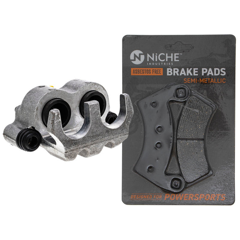 Brake Caliper Kit for zOTHER Polaris GEM Sportsman RZR Ranger ACE 2205949 2203747 1912375 NICHE MK1001115
