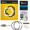 Piston Kit for Polaris Can-Am BRP Arctic Cat Sportsman Scrambler Predator Cat A13100146000 NICHE MK1001138