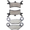 Brake Pad Sets for Polaris Trail-Boss Trail-Blazer Sportsman Magnum 2202412 2200465 NICHE MK1001318