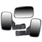 Side & Rear View Mirrors for Toolcat Pioneer Maverick IH NICHE MIRCOMBO