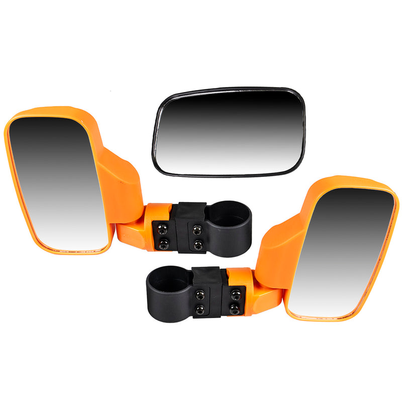 Side and Rear View Mirrors for Toolcat Pioneer Maverick IH 1000 1000-5 1000R 1993 1994 NICHE MK1002349