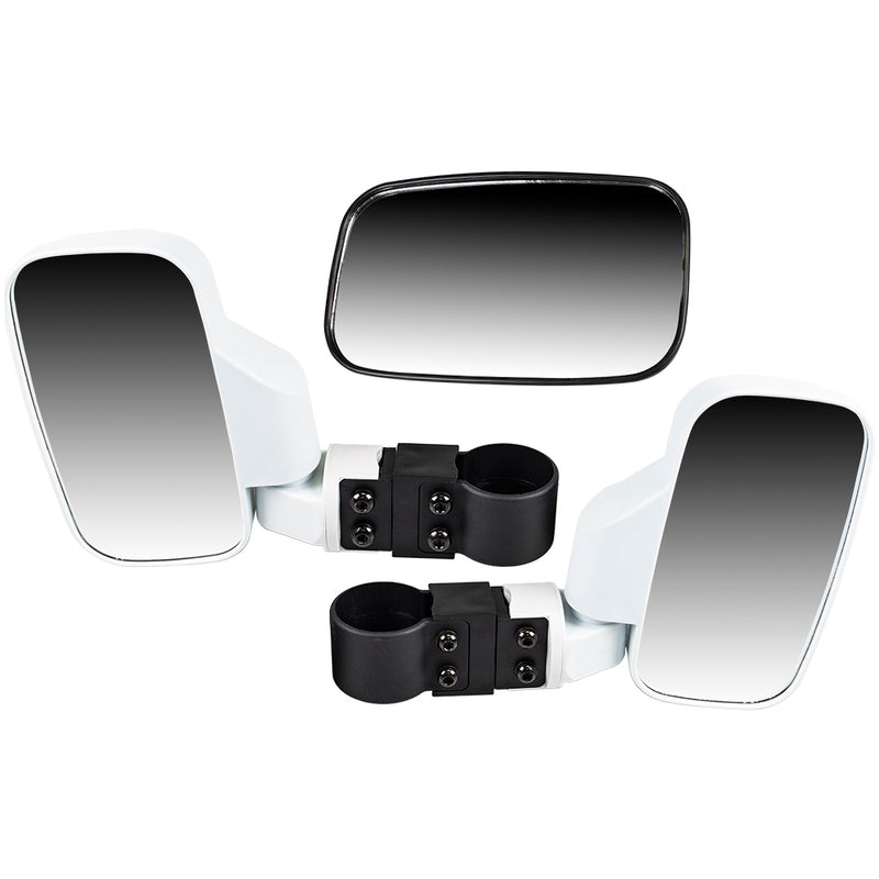 Side and Rear View Mirrors for zOTHER Toolcat Pioneer Maverick IH K-MIR-0021 K-MIR-0009 NICHE MK1002350