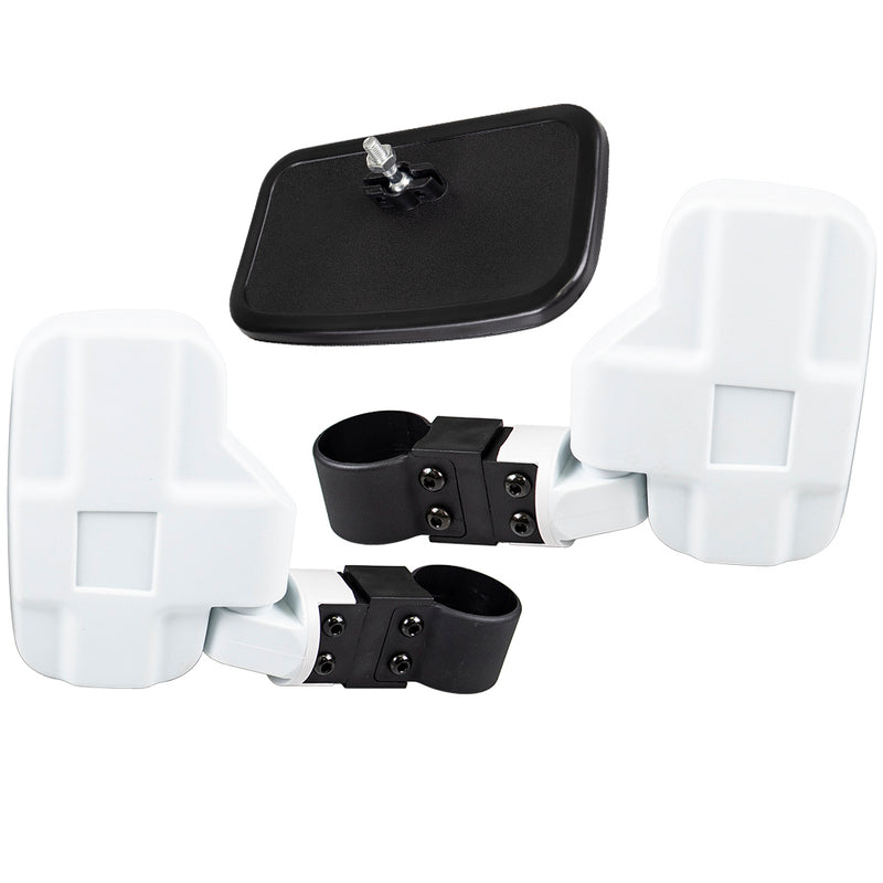 NICHE MK1002350 Side and Rear View Mirrors for zOTHER Toolcat