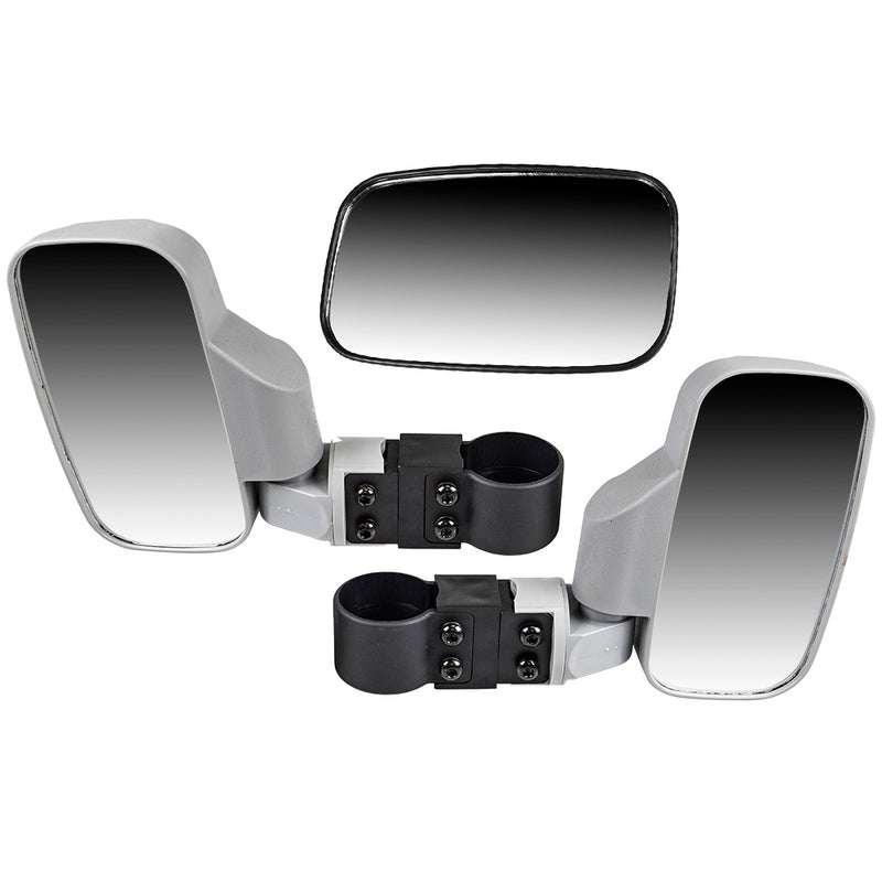 Side and Rear View Mirrors for Toolcat Pioneer Maverick IH 1000 1000-5 1000R 1993 1994 NICHE MK1002351