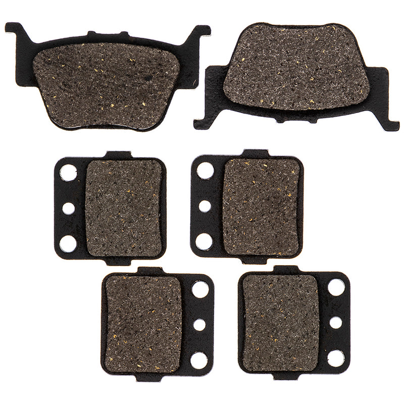 Brake Pad Set for zOTHER Honda Rancher Foreman 06435-HN8-016 06435-HP7-A01 43120-HA5-305 NICHE MK1001508