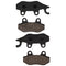 Brake Pad Set for Yamaha Suzuki Kawasaki Can-Am BRP YFZ450XSE YFZ450X YFZ450V YFZ450SP2 NICHE MK1001515