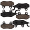 Brake Pad Set for Yamaha Suzuki Kawasaki Can-Am BRP YFZ450XSE YFZ450X YFZ450V YFZ450SP2 NICHE MK1001516