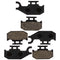 Brake Pad Set for Ski-Doo Can-Am BRP Bombardier Traxter Renegade Quest Outlander 705600398 NICHE MK1001573