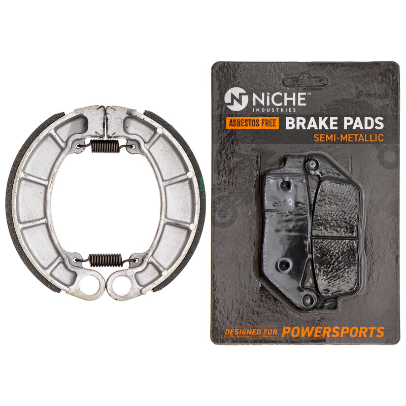 NICHE MK1179PAD Brake Pad Set for zOTHER Honda Shadow